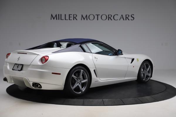 Used 2011 Ferrari 599 SA Aperta for sale $1,379,000 at Bugatti of Greenwich in Greenwich CT 06830 14