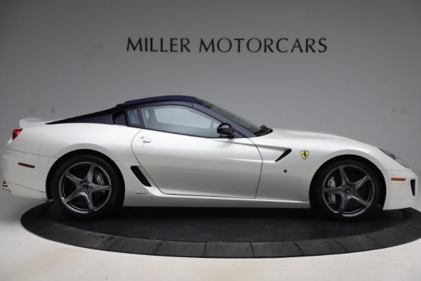 Used 2011 Ferrari 599 SA Aperta for sale $1,379,000 at Bugatti of Greenwich in Greenwich CT 06830 15