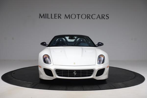 Used 2011 Ferrari 599 SA Aperta for sale $1,379,000 at Bugatti of Greenwich in Greenwich CT 06830 16