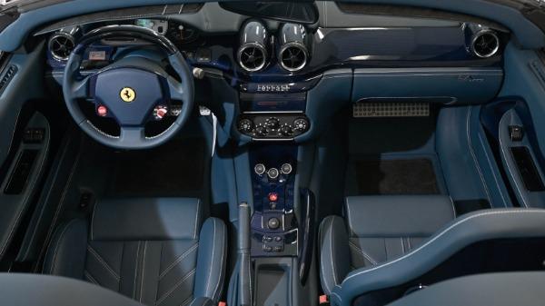 Used 2011 Ferrari 599 SA Aperta for sale $1,379,000 at Bugatti of Greenwich in Greenwich CT 06830 17