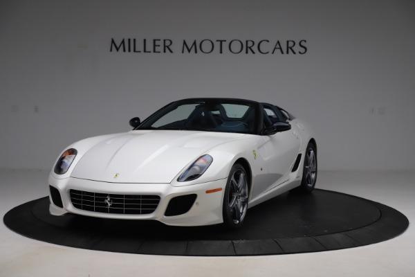 Used 2011 Ferrari 599 SA Aperta for sale $1,379,000 at Bugatti of Greenwich in Greenwich CT 06830 2