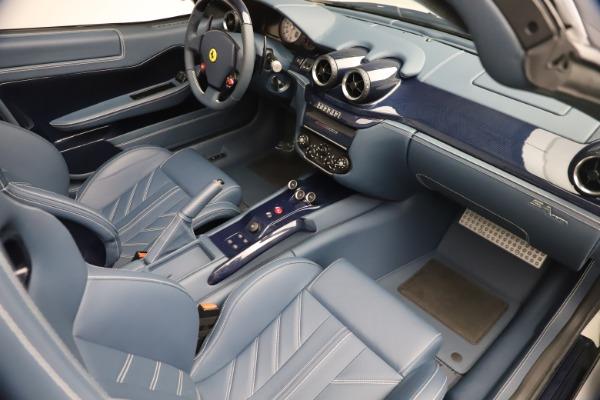 Used 2011 Ferrari 599 SA Aperta for sale $1,379,000 at Bugatti of Greenwich in Greenwich CT 06830 26