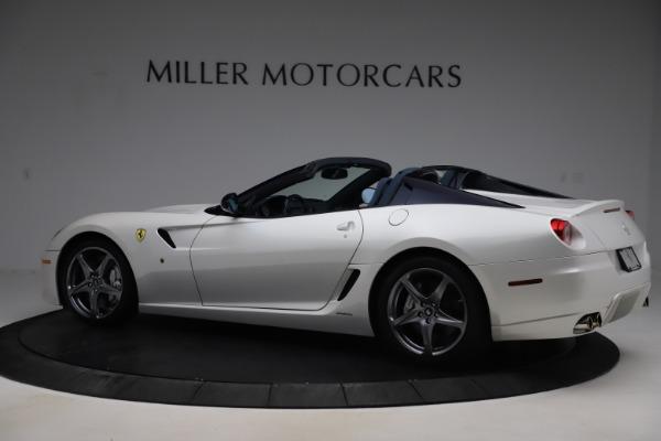 Used 2011 Ferrari 599 SA Aperta for sale $1,379,000 at Bugatti of Greenwich in Greenwich CT 06830 4