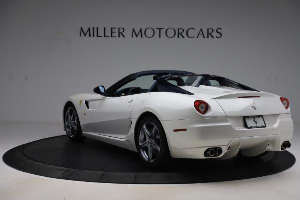 Used 2011 Ferrari 599 SA Aperta for sale $1,379,000 at Bugatti of Greenwich in Greenwich CT 06830 5