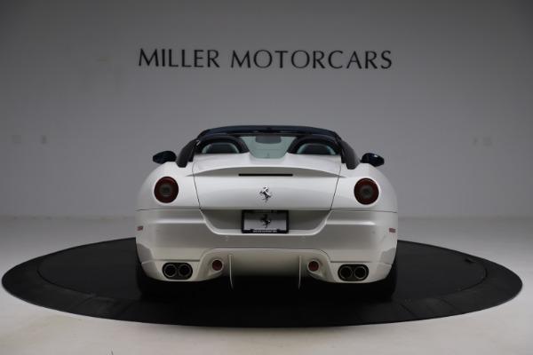 Used 2011 Ferrari 599 SA Aperta for sale $1,379,000 at Bugatti of Greenwich in Greenwich CT 06830 6