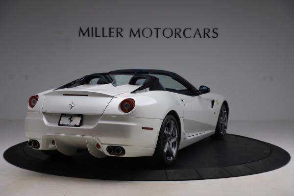 Used 2011 Ferrari 599 SA Aperta for sale $1,379,000 at Bugatti of Greenwich in Greenwich CT 06830 7