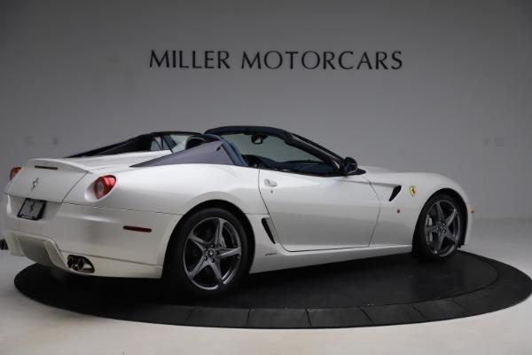 Used 2011 Ferrari 599 SA Aperta for sale $1,379,000 at Bugatti of Greenwich in Greenwich CT 06830 8