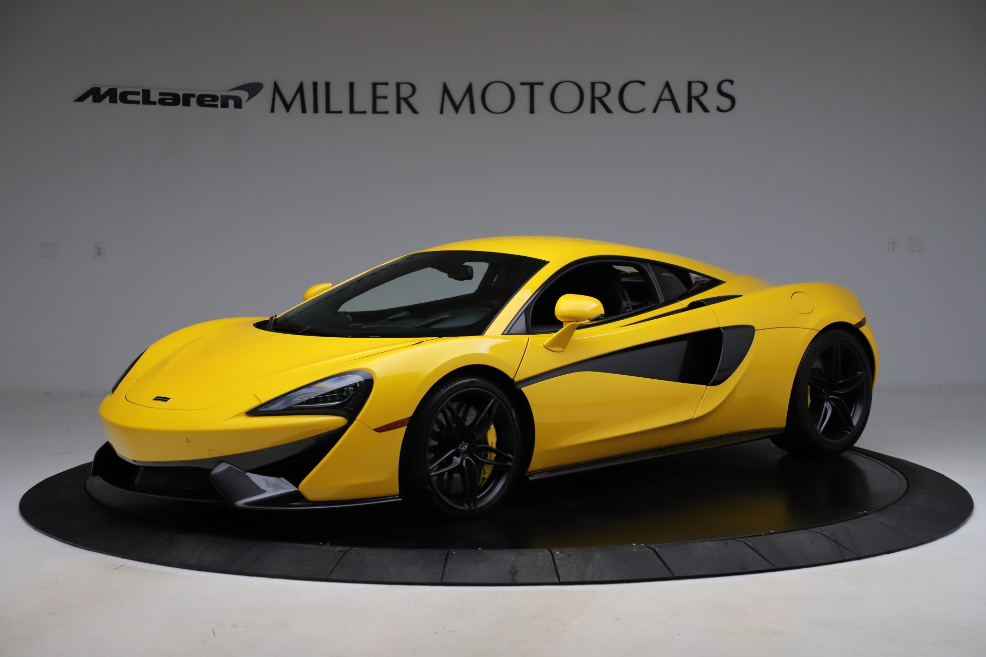 Used 2016 McLaren 570S Coupe for sale Call for price at Bugatti of Greenwich in Greenwich CT 06830 1