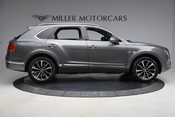 Used 2018 Bentley Bentayga W12 for sale $156,900 at Bugatti of Greenwich in Greenwich CT 06830 10
