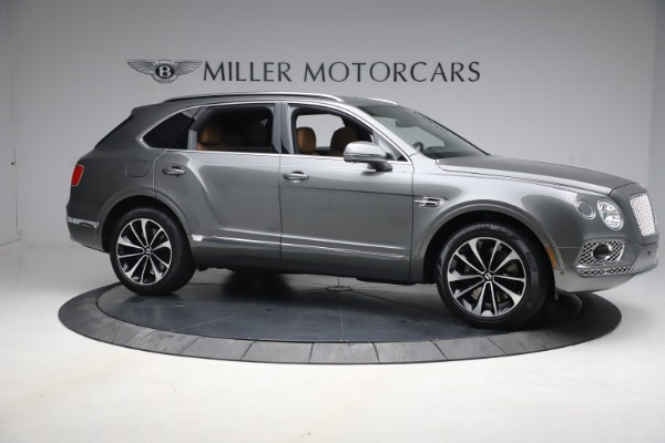 Used 2018 Bentley Bentayga W12 for sale $156,900 at Bugatti of Greenwich in Greenwich CT 06830 11
