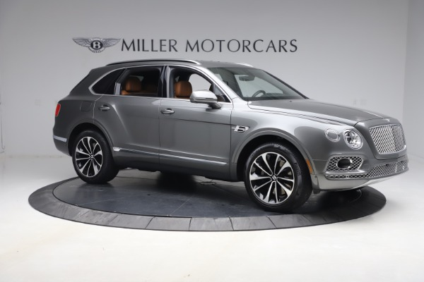 Used 2018 Bentley Bentayga W12 for sale $156,900 at Bugatti of Greenwich in Greenwich CT 06830 12