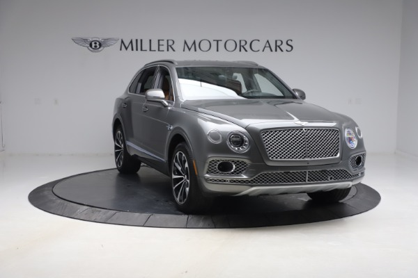 Used 2018 Bentley Bentayga W12 for sale $156,900 at Bugatti of Greenwich in Greenwich CT 06830 13