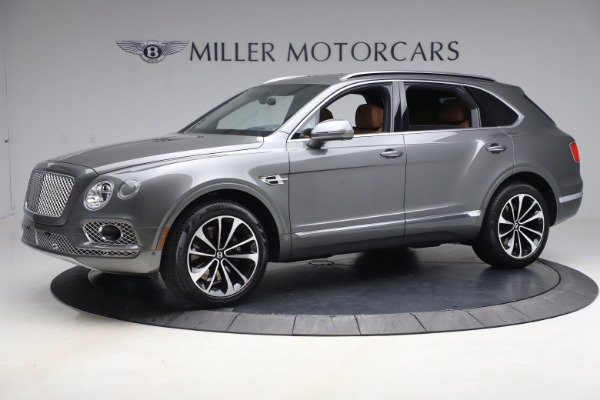 Used 2018 Bentley Bentayga W12 for sale $156,900 at Bugatti of Greenwich in Greenwich CT 06830 2