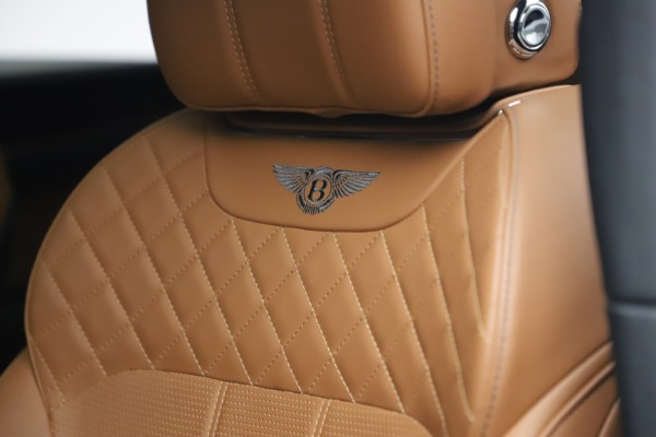 Used 2018 Bentley Bentayga W12 for sale $156,900 at Bugatti of Greenwich in Greenwich CT 06830 22