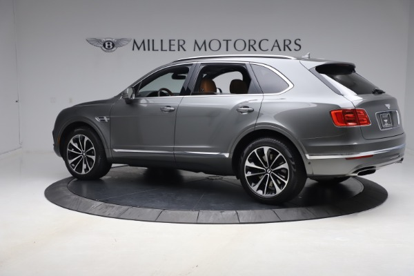 Used 2018 Bentley Bentayga W12 for sale $156,900 at Bugatti of Greenwich in Greenwich CT 06830 4