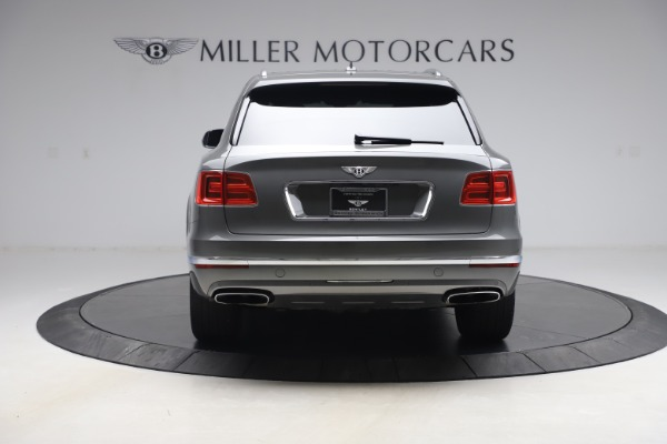 Used 2018 Bentley Bentayga W12 for sale $156,900 at Bugatti of Greenwich in Greenwich CT 06830 6