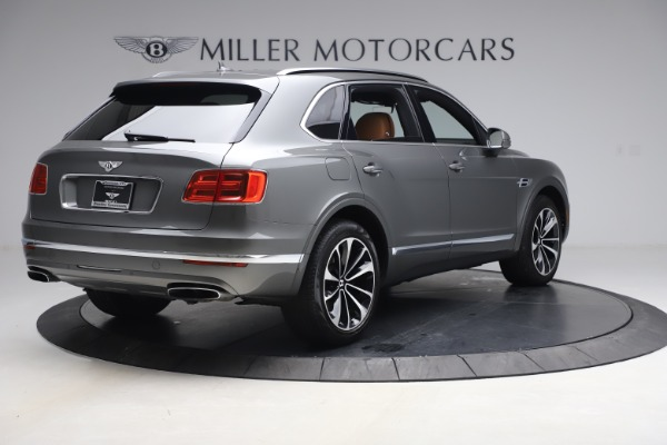 Used 2018 Bentley Bentayga W12 for sale $156,900 at Bugatti of Greenwich in Greenwich CT 06830 8