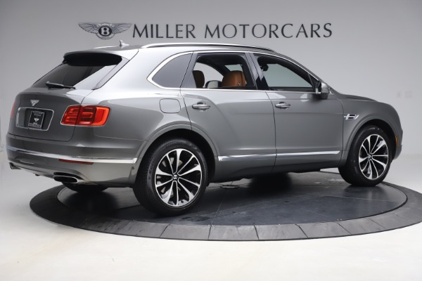 Used 2018 Bentley Bentayga W12 for sale $156,900 at Bugatti of Greenwich in Greenwich CT 06830 9