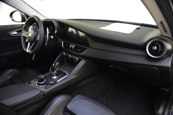 Used 2017 Alfa Romeo Giulia Ti Sport for sale $26,900 at Bugatti of Greenwich in Greenwich CT 06830 27