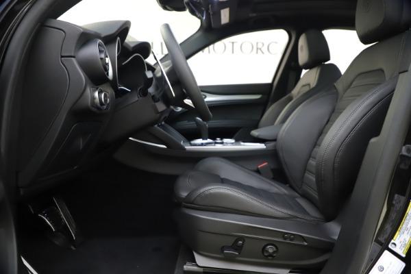 New 2020 Alfa Romeo Stelvio Ti Sport Q4 for sale Sold at Bugatti of Greenwich in Greenwich CT 06830 14