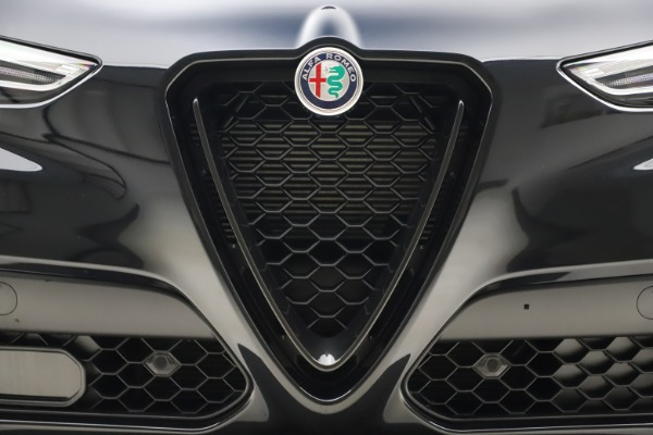 New 2020 Alfa Romeo Stelvio Ti Sport Q4 for sale Sold at Bugatti of Greenwich in Greenwich CT 06830 27