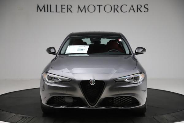 New 2021 Alfa Romeo Giulia Q4 for sale $48,035 at Bugatti of Greenwich in Greenwich CT 06830 12