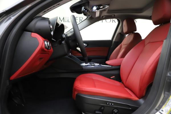 New 2021 Alfa Romeo Giulia Q4 for sale $48,035 at Bugatti of Greenwich in Greenwich CT 06830 16