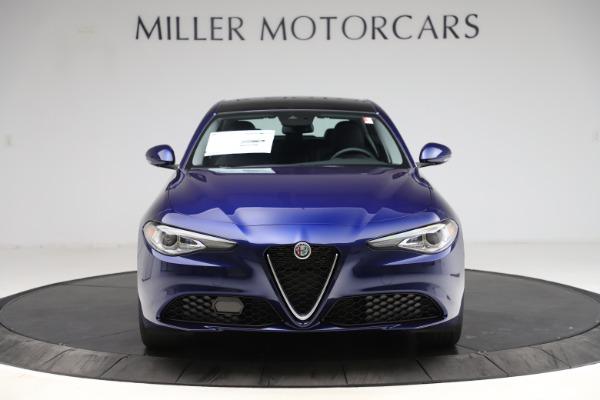 New 2021 Alfa Romeo Giulia Q4 for sale $46,800 at Bugatti of Greenwich in Greenwich CT 06830 12