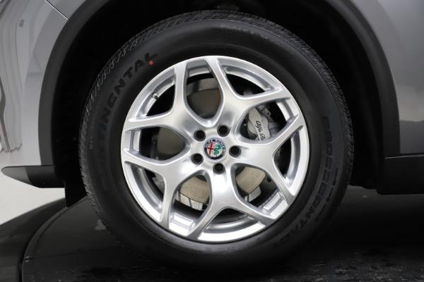 New 2021 Alfa Romeo Stelvio Q4 for sale Sold at Bugatti of Greenwich in Greenwich CT 06830 14