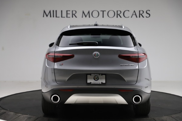 New 2021 Alfa Romeo Stelvio Q4 for sale Sold at Bugatti of Greenwich in Greenwich CT 06830 6