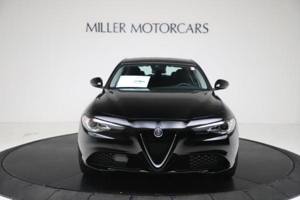 New 2021 Alfa Romeo Giulia Q4 for sale $45,140 at Bugatti of Greenwich in Greenwich CT 06830 11