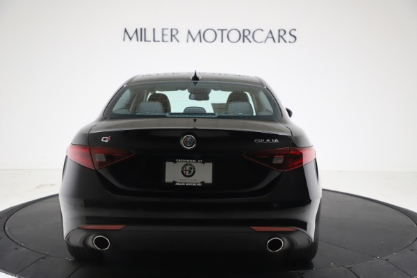 New 2021 Alfa Romeo Giulia Q4 for sale $45,140 at Bugatti of Greenwich in Greenwich CT 06830 6
