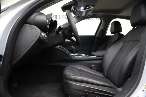 New 2021 Alfa Romeo Giulia Q4 for sale Sold at Bugatti of Greenwich in Greenwich CT 06830 14