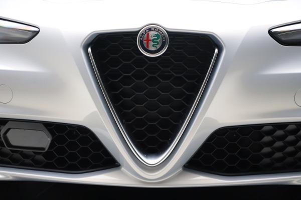 New 2021 Alfa Romeo Giulia Q4 for sale Sold at Bugatti of Greenwich in Greenwich CT 06830 25