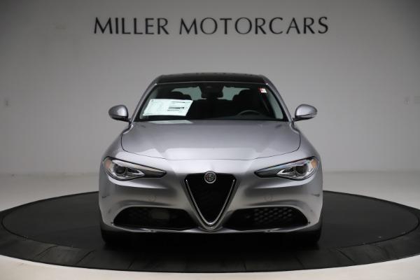 New 2021 Alfa Romeo Giulia Q4 for sale $47,085 at Bugatti of Greenwich in Greenwich CT 06830 11