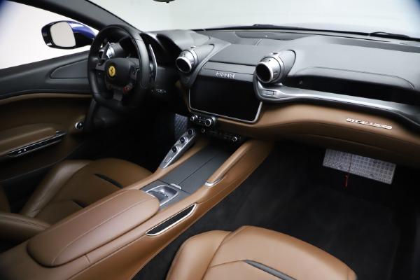 Used 2019 Ferrari GTC4Lusso for sale Call for price at Bugatti of Greenwich in Greenwich CT 06830 21