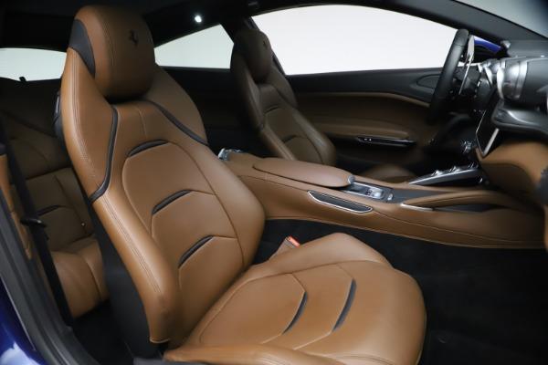 Used 2019 Ferrari GTC4Lusso for sale Call for price at Bugatti of Greenwich in Greenwich CT 06830 22