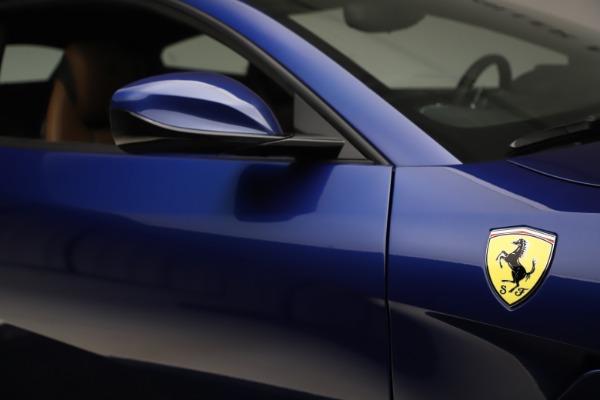 Used 2019 Ferrari GTC4Lusso for sale Call for price at Bugatti of Greenwich in Greenwich CT 06830 26