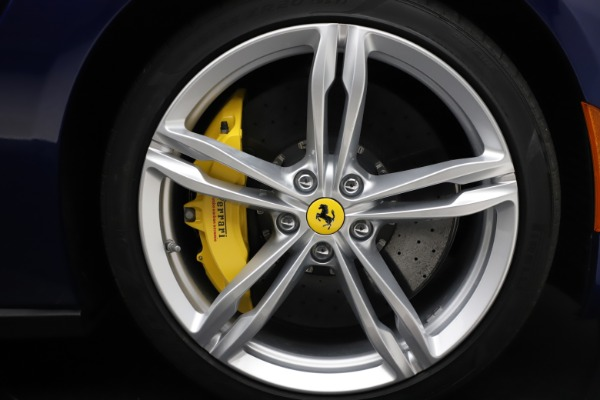 Used 2019 Ferrari GTC4Lusso for sale Call for price at Bugatti of Greenwich in Greenwich CT 06830 28