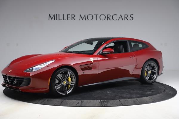 Used 2019 Ferrari GTC4Lusso for sale Call for price at Bugatti of Greenwich in Greenwich CT 06830 2