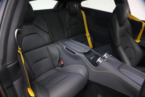 Used 2019 Ferrari GTC4Lusso for sale Call for price at Bugatti of Greenwich in Greenwich CT 06830 20