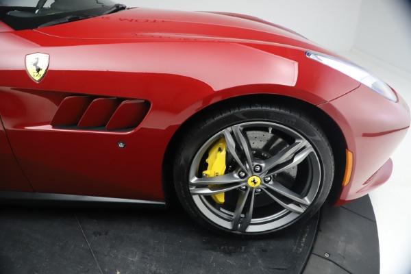 Used 2019 Ferrari GTC4Lusso for sale Call for price at Bugatti of Greenwich in Greenwich CT 06830 24