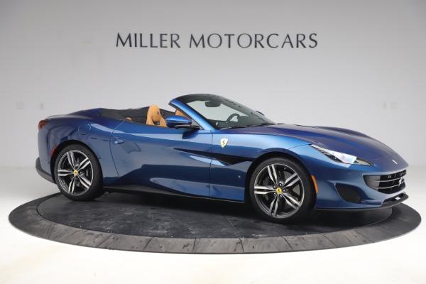 Used 2020 Ferrari Portofino for sale Call for price at Bugatti of Greenwich in Greenwich CT 06830 10