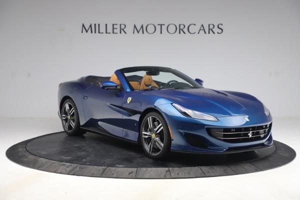 Used 2020 Ferrari Portofino for sale Call for price at Bugatti of Greenwich in Greenwich CT 06830 11