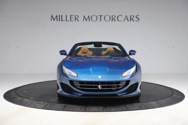 Used 2020 Ferrari Portofino for sale Call for price at Bugatti of Greenwich in Greenwich CT 06830 12