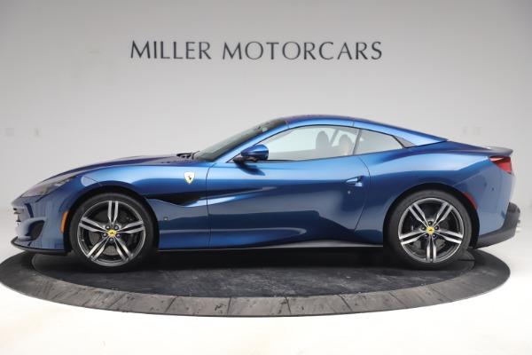 Used 2020 Ferrari Portofino for sale Call for price at Bugatti of Greenwich in Greenwich CT 06830 14