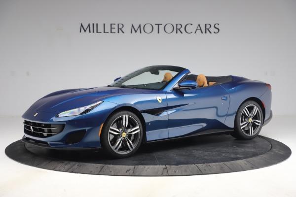 Used 2020 Ferrari Portofino for sale Call for price at Bugatti of Greenwich in Greenwich CT 06830 2