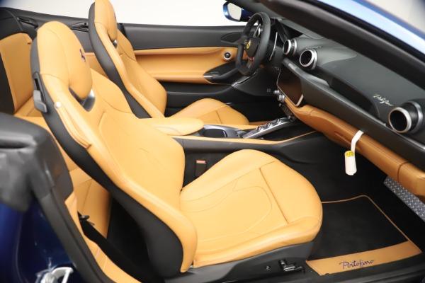 Used 2020 Ferrari Portofino for sale Call for price at Bugatti of Greenwich in Greenwich CT 06830 25