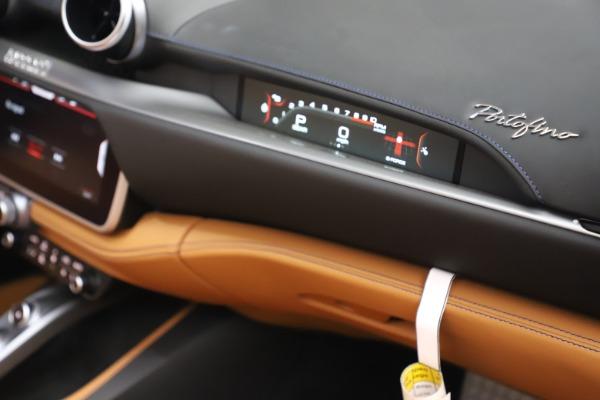 Used 2020 Ferrari Portofino for sale Call for price at Bugatti of Greenwich in Greenwich CT 06830 27
