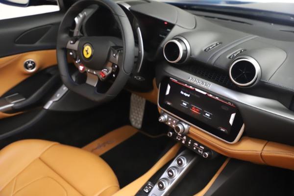 Used 2020 Ferrari Portofino for sale Call for price at Bugatti of Greenwich in Greenwich CT 06830 28